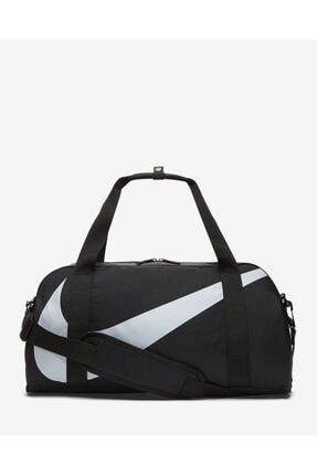 Nike Unisex Siyah Orta Boy Spor Çantası Ba5567-010