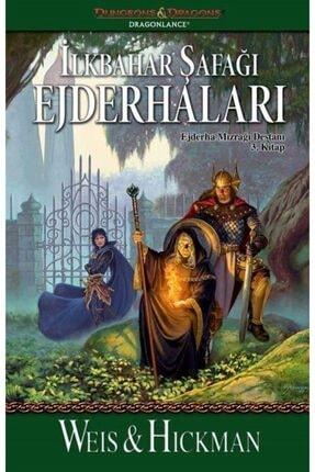 İthaki Yayınları Ilkbahar Şafağı Ejderhaları / Ejderha Mızrağı Destanı 3. Kitap