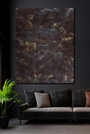Hediyeler Kapında 90x130 cm Dark - Art Kanvas Duvar Tablo
