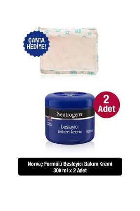 Neutrogena Norveç Formülü Besleyici Bakım Kremi 300 Ml X 2 Adet