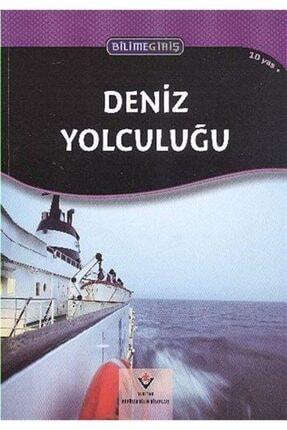 Tübitak Yayınları Deniz Yolculuğu - Bilime Giriş