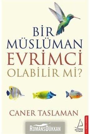 Destek Yayınları Bir Müslüman Evrimci Olabilir Mi?