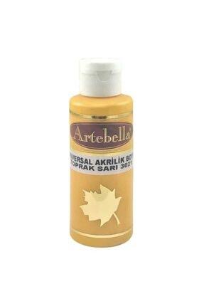 Artebella 30210130 Akrilik Boya 130cc Toprak Sarı