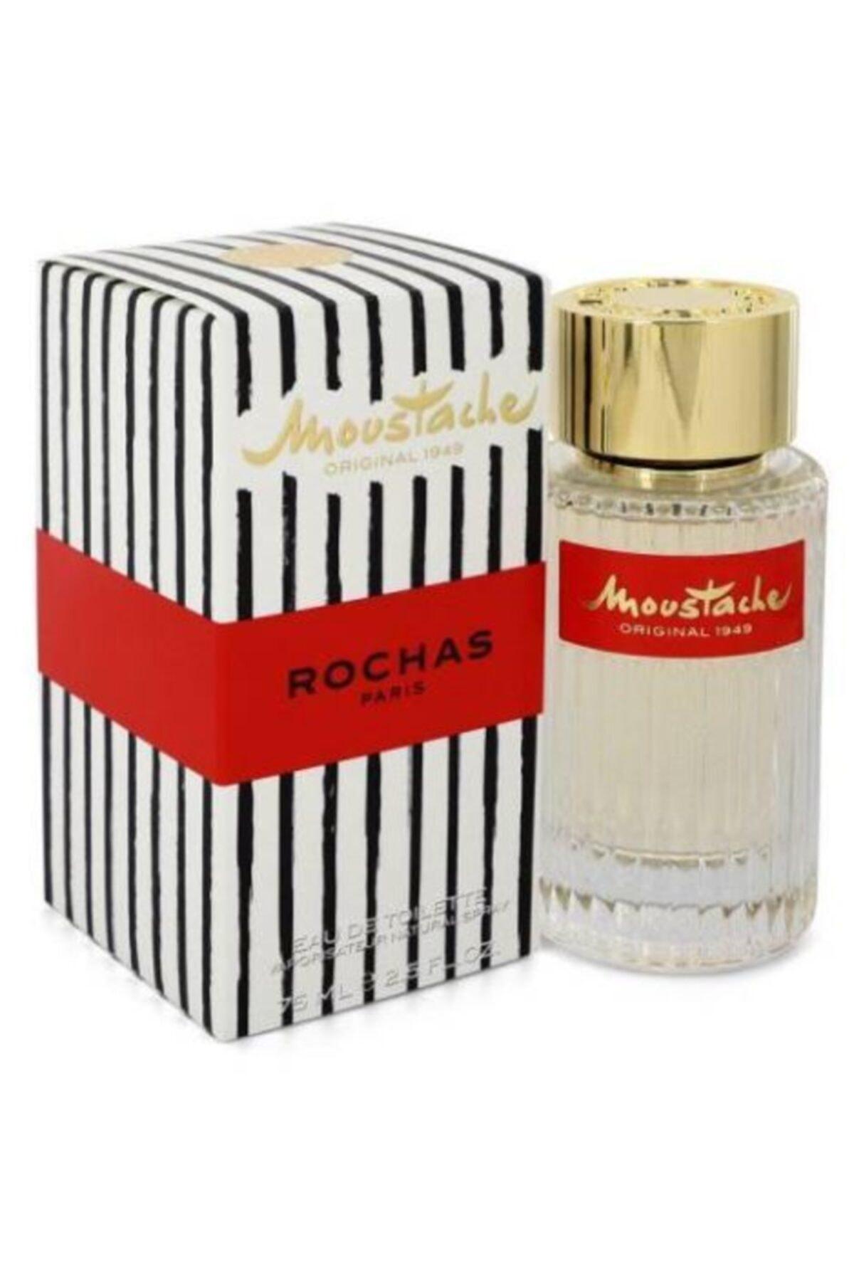 ROCHAS Moustache Edt 75 ml Erkek Parfüm 1