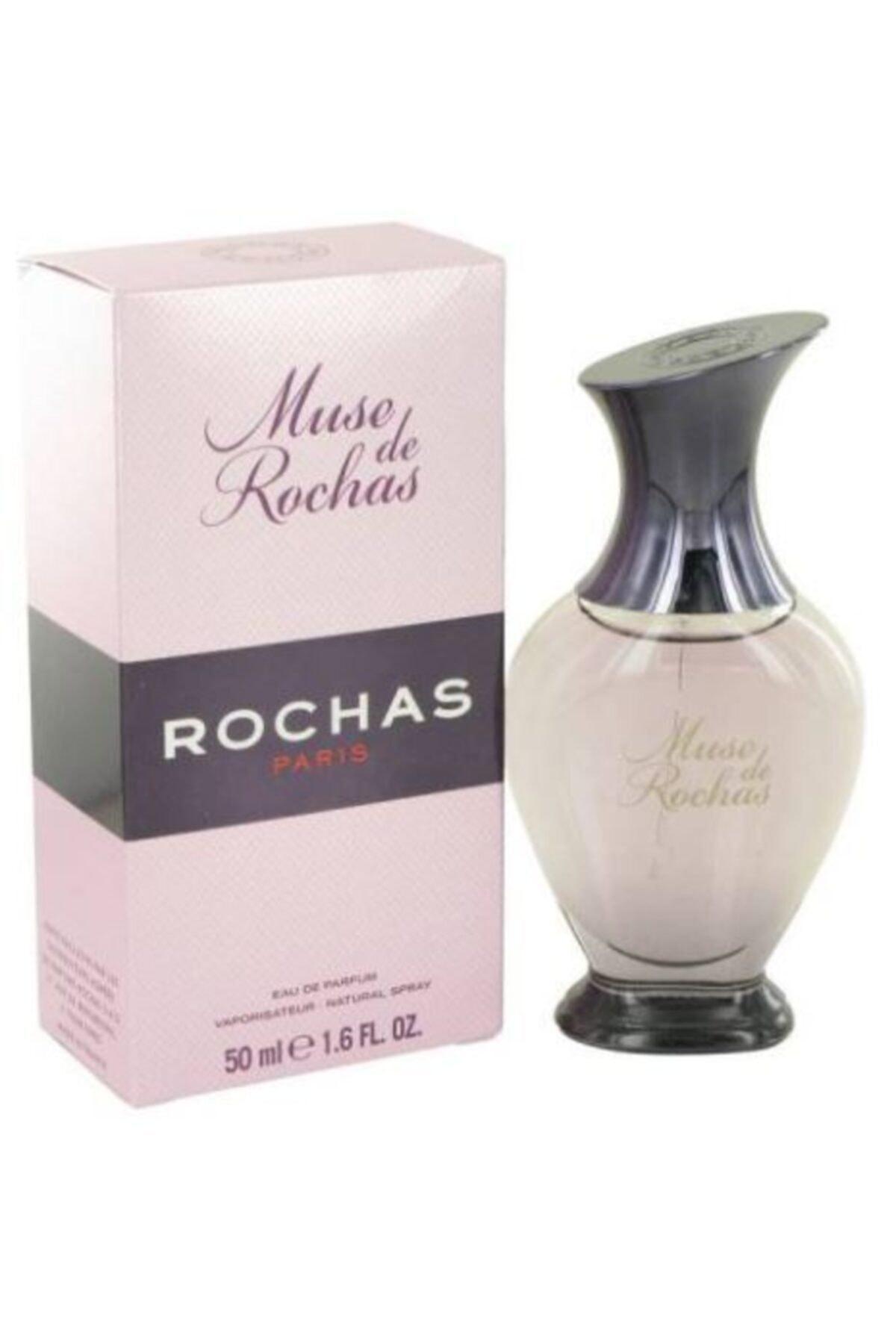ROCHAS Muse De Edp 50 Ml - Ith. Belge 1