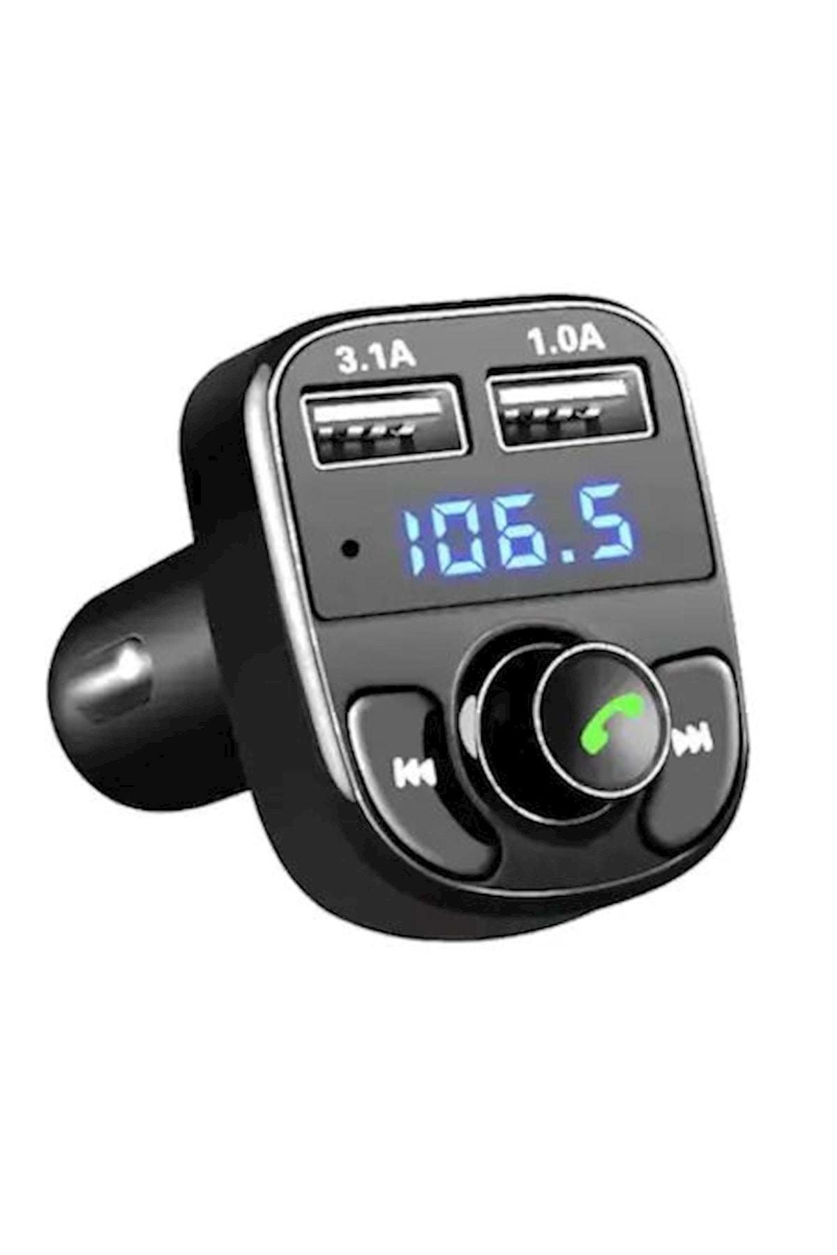 POLYGOLD Car X8 Cn-42 Bluetooth Oto Mp3 1