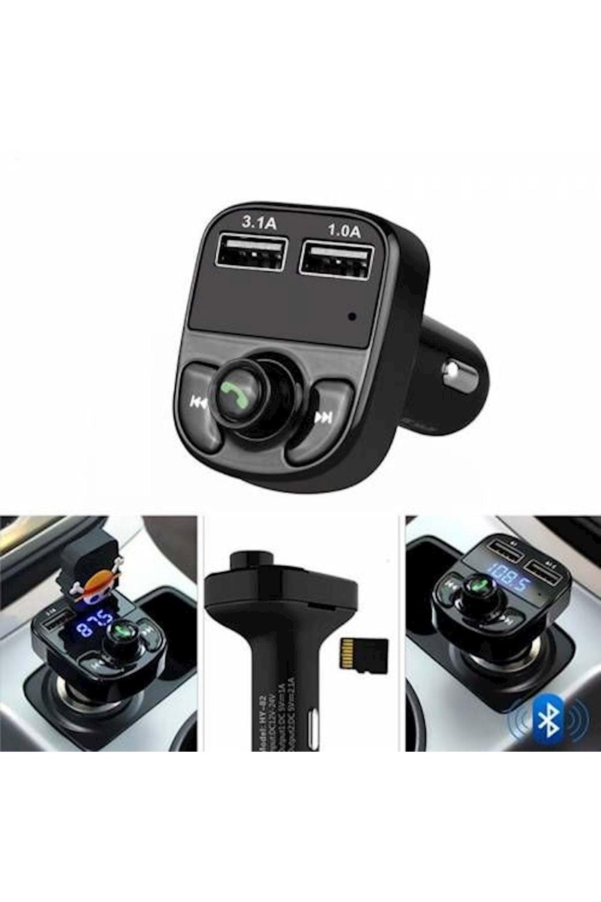 POLYGOLD Car X8 Cn-42 Bluetooth Oto Mp3 2