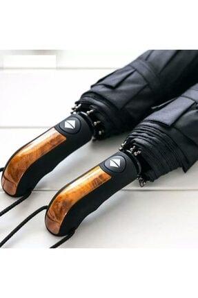 fitfiyat Tam Otomatik Rüzgarda Kırılmayan Profesyonel Erkek Kadın Şemsiye