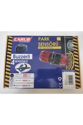 Carub Buzzerli Park Sensörü 22 Mm Beyaz Ses Ikazlı A+kalite Br0015920
