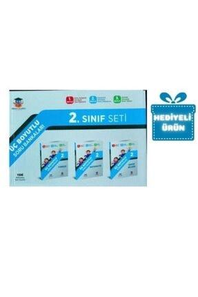 Zeka Küpü Yayınları Zeka Küpü 2.sınıf 3 Boyutlu Soru Bankası Seti