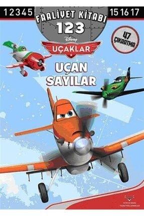 Doğan Egmont Uçaklar Uçan Sayılar 1-2-3 Faaliyet Kitabı