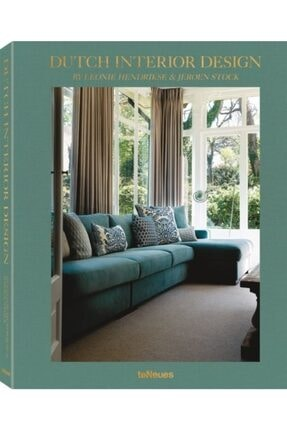 TENEUES Dutch Interior Design   Leonie Hendrikse & Jeroen Stock - Kitap