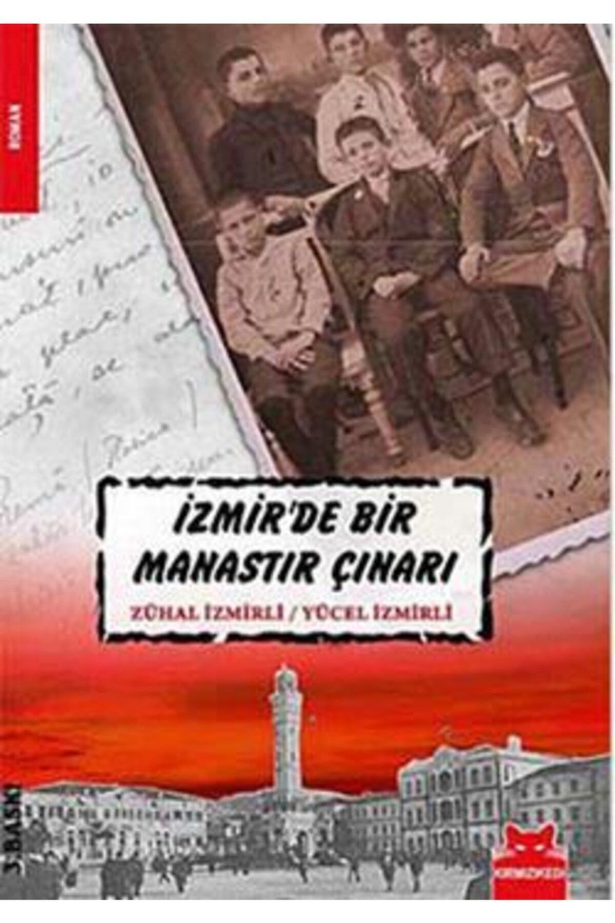 Kırmızı Kedi Yayınevi Izmir'de Bir Manastır Çınarı 1
