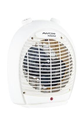 AWOX Hotwind Fanlı Isıtıcı Hotwınd Beyaz