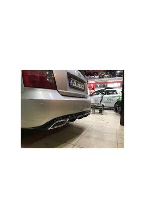 Aksesuar Hyundai Accent Era Arka Tampon Eki Difizör Difüzör