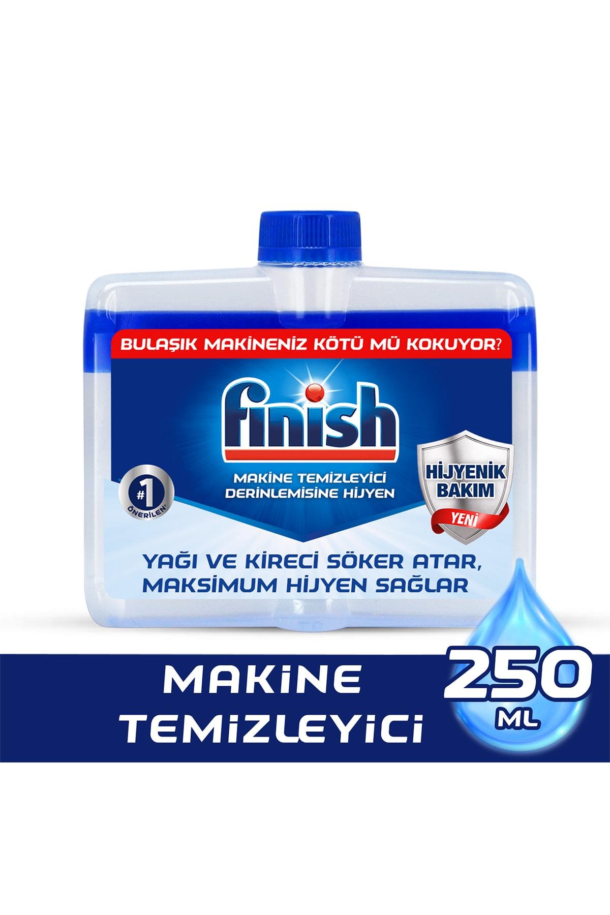 Finish Makine Temizleyici Sıvı 250 ml 1