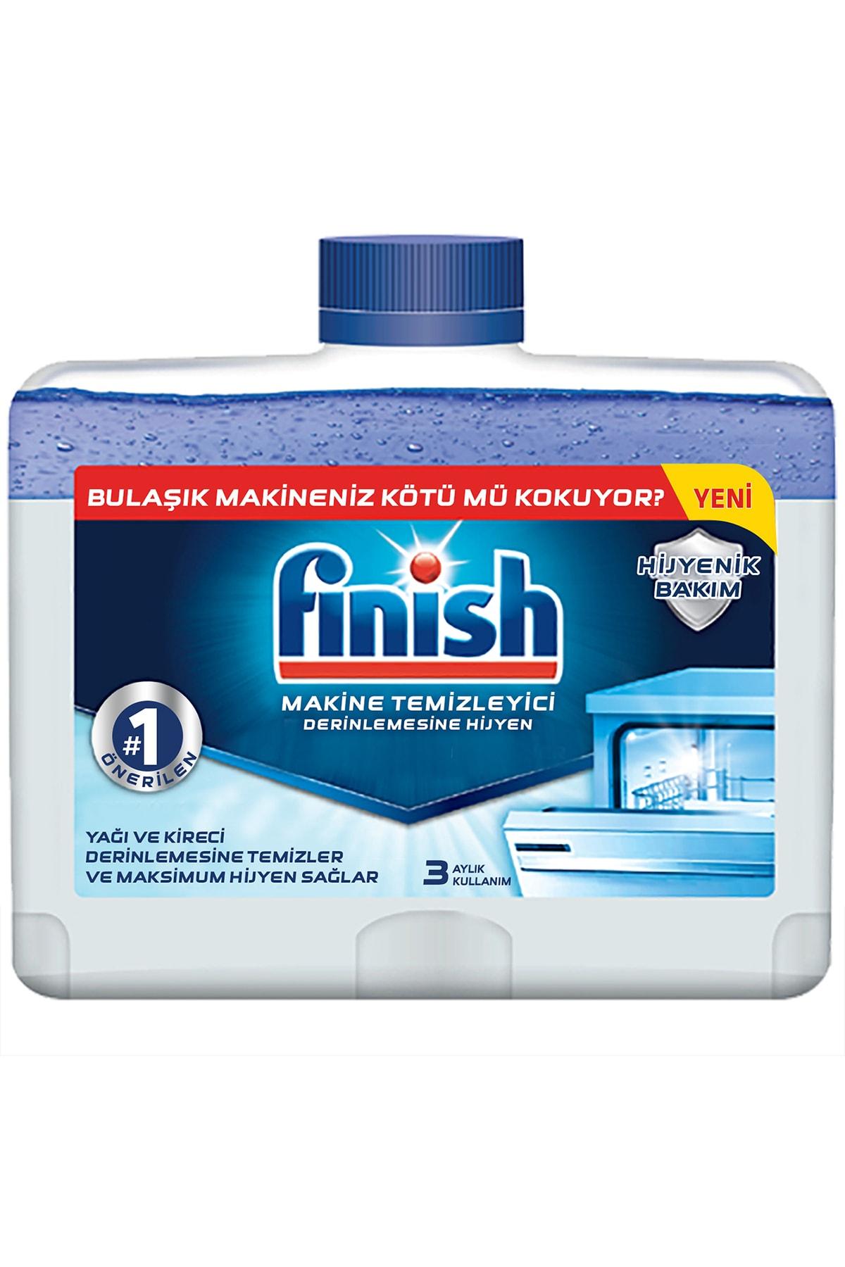 Finish Makine Temizleyici Sıvı 250 ml 2