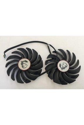 MSI Rx 480 Gamıng X 8g Fan Pld10010s12hh