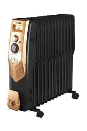Vestel R 13000 Turbo 13 Dilim 2500 W Yağlı Radyatör