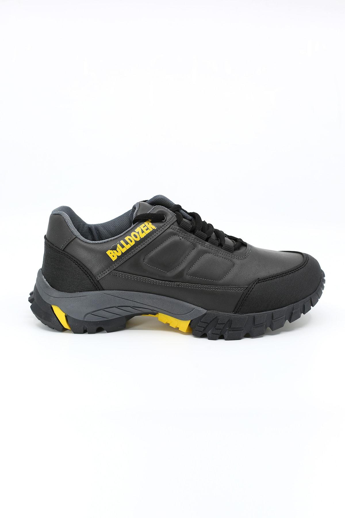 Bulldozer Erkek Outdoor Füme Sarı Ayakkabı 10w4210421 1