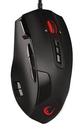 Rampage Blazefury Smx-r37 Usb Siyah 16400dpi 14 Tuşlu Oyuncu Mouse Drag Click