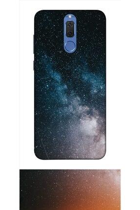 Zipax Yıldızlar Desenli Huawei Mate 10 Lite Silikon Kılıf