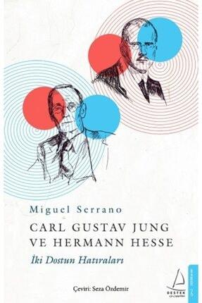 Destek Yayınları Carl Gustav Jung Ve Hermann Hesse