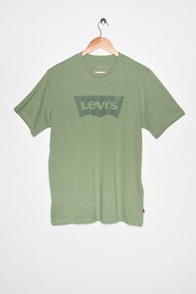 Levi's Erkek HOUSEMARK GRAPHIC T-Shirt