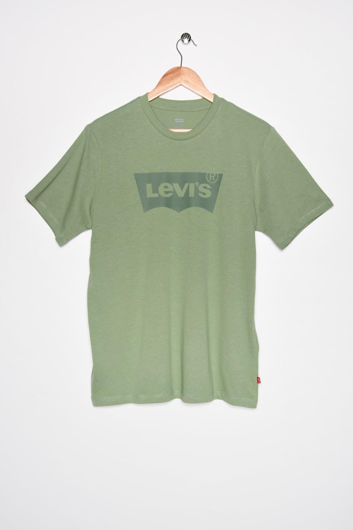 Levi's Erkek HOUSEMARK GRAPHIC T-Shirt 1