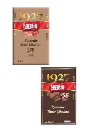Nestle Sütlü Kuvertür 2.5 kg Bitter Kuvertür 2.5 kg