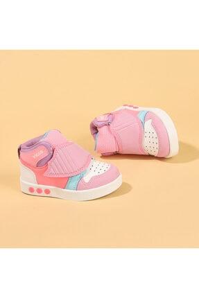 Vicco Unisex Çocuk Pembe Sneaker