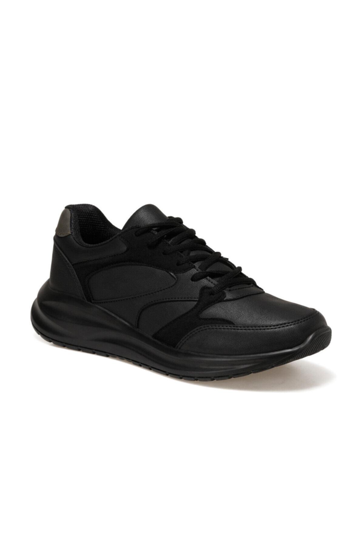 Torex CHROME Siyah Erkek Sneaker Ayakkabı 100576825 1