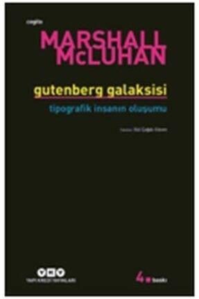 Yapı Kredi Yayınları Gutenberg Galaksisi Tipografik Insanın Oluşum