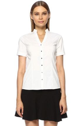 Network Kadın Beyaz Gömlek 1068517