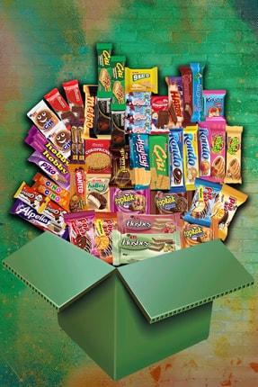 Eti Gurme Tutku Çikolata Kek Paketi 48 Parça