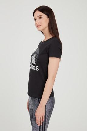 adidas Kadın T-Shirt - W Mh Foil Tee - ED6170