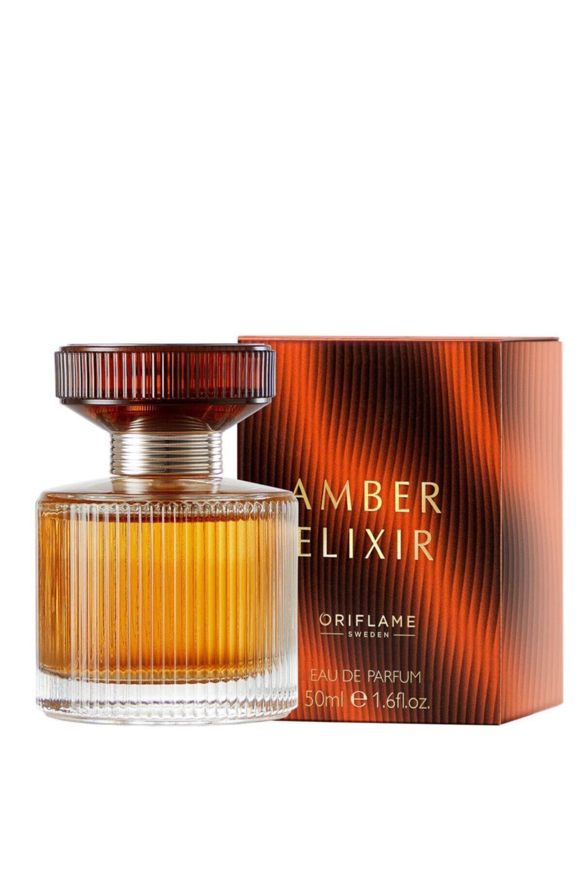 Oriflame Amber Elixir Edp 50 ml Kadın Parfüm ELİTKOZMETİK00052 1
