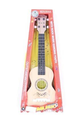 Mega Oyuncak Mega Clasic Gitar Kahve /