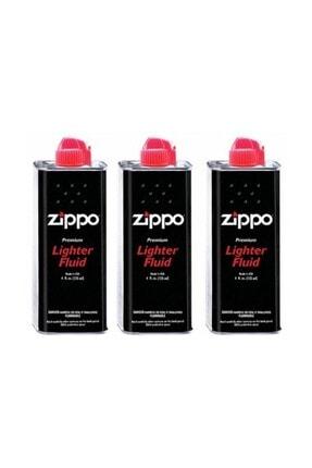Zippo Çakmak Gazı ( Benzini)3lü