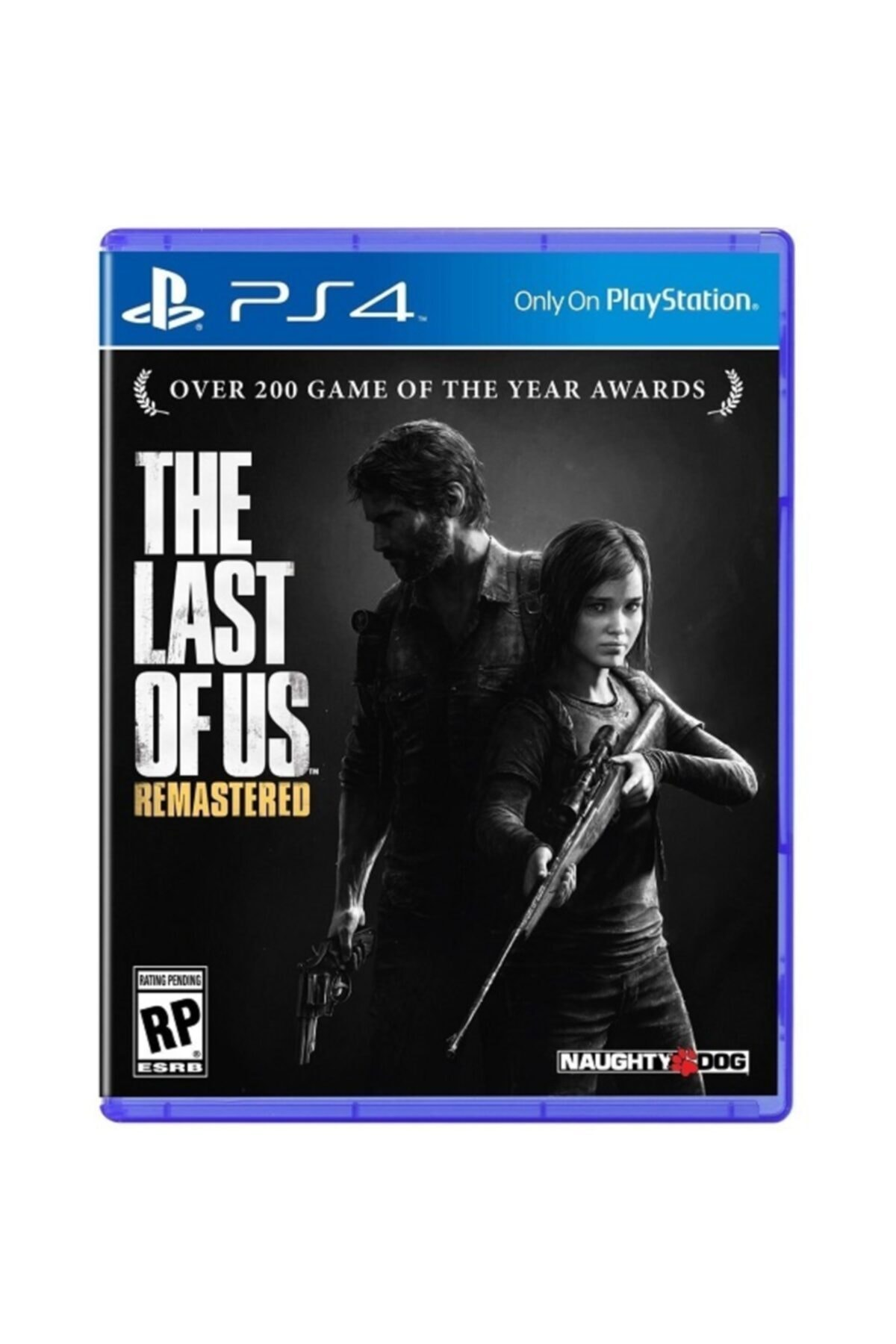 Naughty Dog The Last Of Us Remastered Ps4 Oyun 1