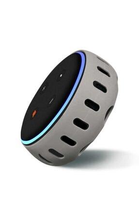 Techmaster Amazon Echo Dot 3. Nesil Akıllı Hoparlör Silikon Kılıf Koruma Kabı