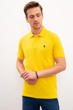 U.S. Polo Assn. Erkek Polo Yaka T-shirt G081gl011.000.954055