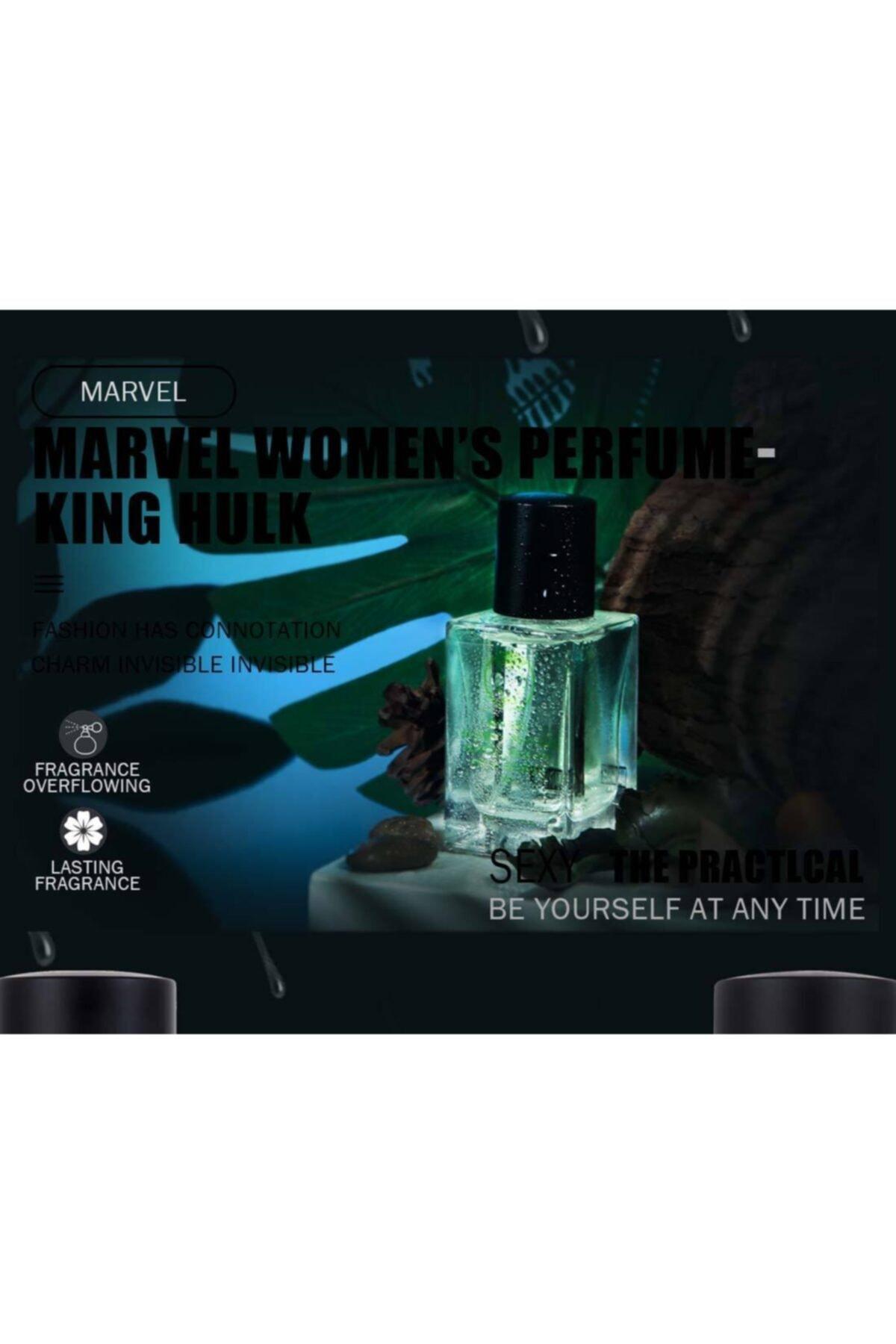 Miniso Marvel Kadın Parfüm, Hulk 30 ml 6922655766275 2