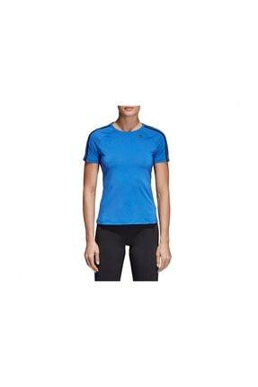 adidas Kadın T-shirt - D2M Tee 3S - CF3924