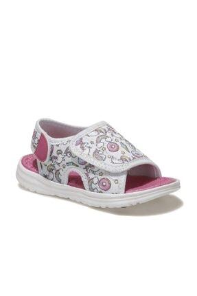 Kinetix TILKA 1FX Beyaz Kız Çocuk Sandalet 101026103
