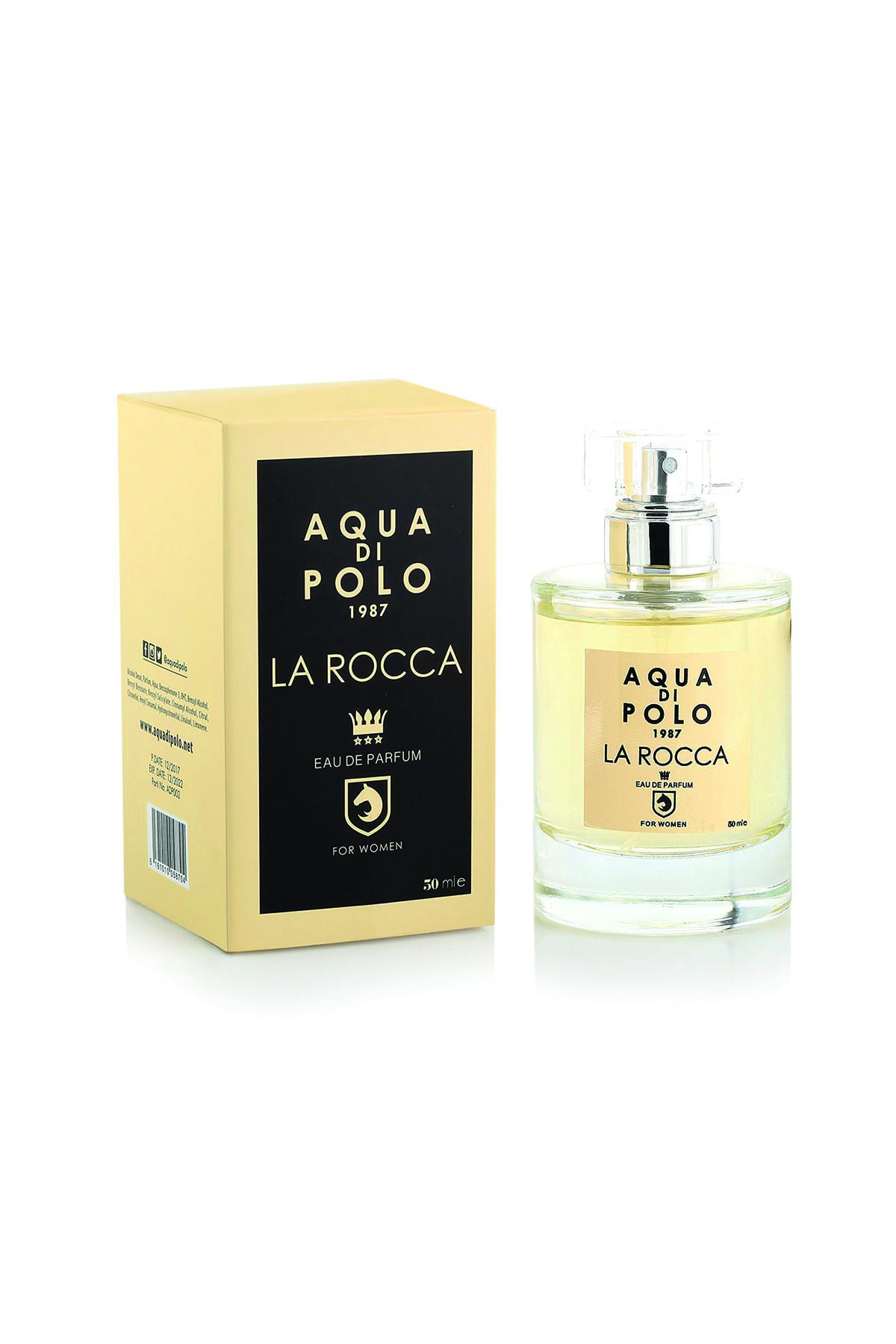 Aqua Di Polo 1987 La Rocca Edp 50 ml Kadın Parfüm PLWMNPR 1