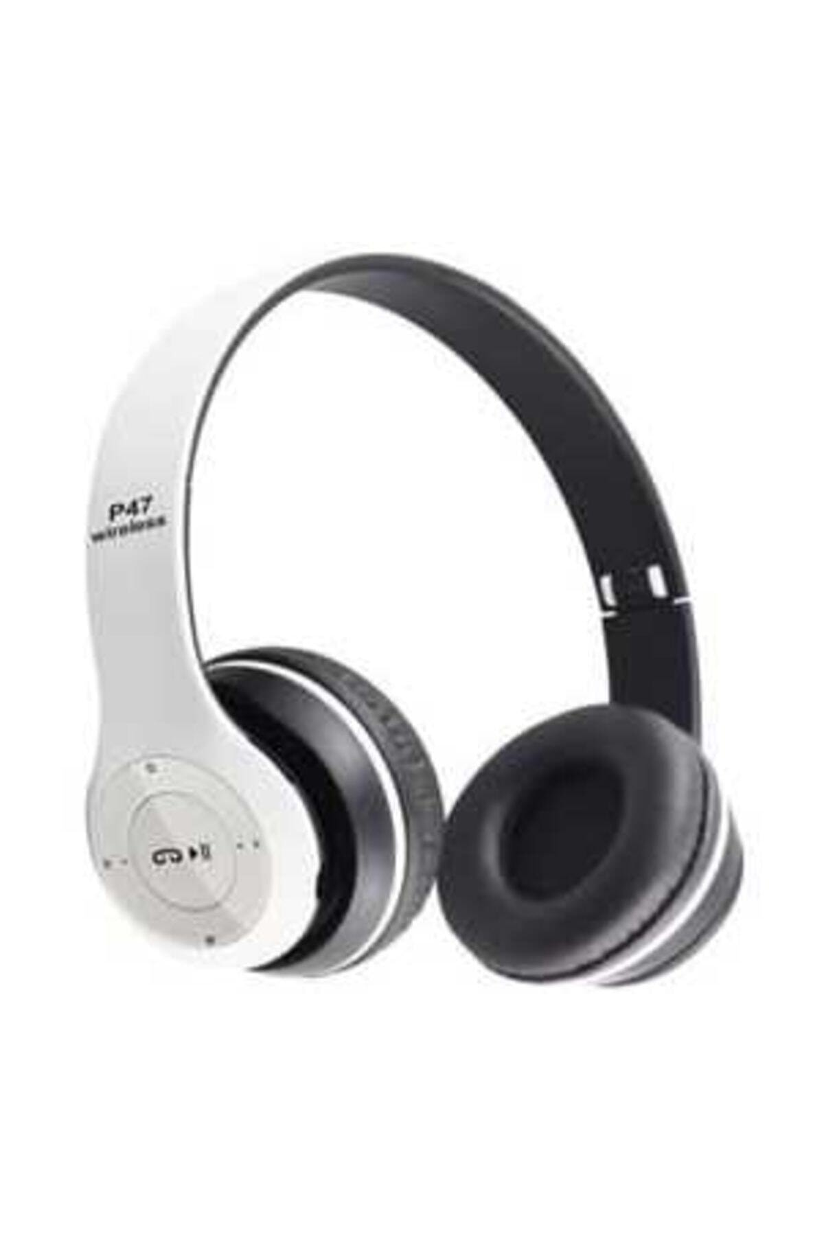 BLUE İNTER P47 5.0+edr Wireless Headphones Bluetooth Kulaklık 1
