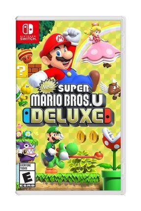 Nintendo Super Mario Bros U Deluxe Switch Oyun