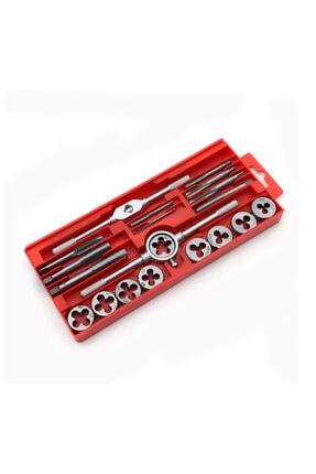 Nt Tools 20 Parça Kılavuz Pafta Seti Metrik