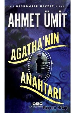 Yapı Kredi Yayınları Agatha'nın Anahtarı
